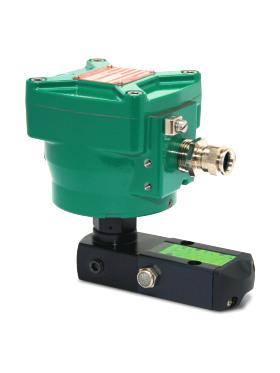 NFG55x ELEKTROMAGNET. VENTIL 5/2 INLINE EEx d