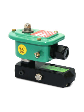 EMG55x ELEKTROMAGNET. VENTIL NAMUR EEx em